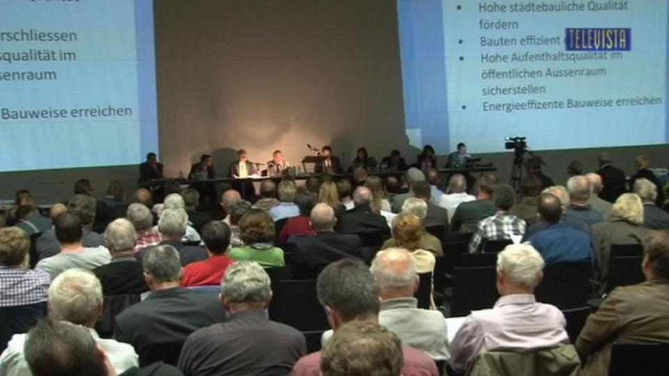 Vorschaubild für Gemeindeversammlung vom 24 September 2012