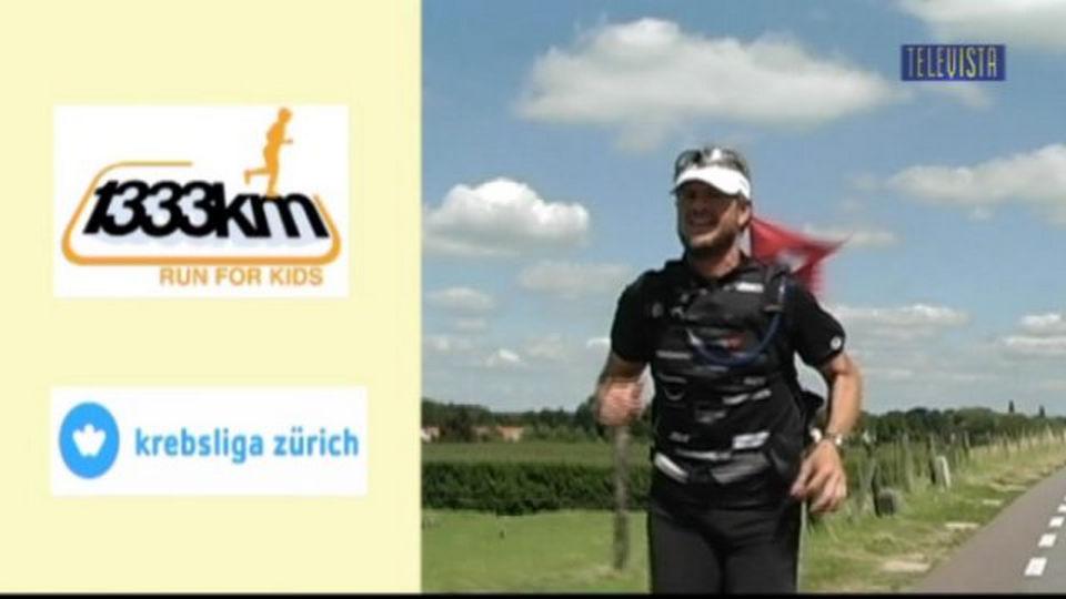 Vorschaubild für 1333 Km Run for Kids