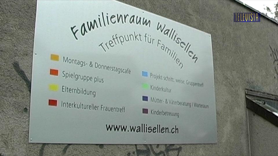 Vorschaubild für Tag der offenen Tuere im Familienraum Wallisellen