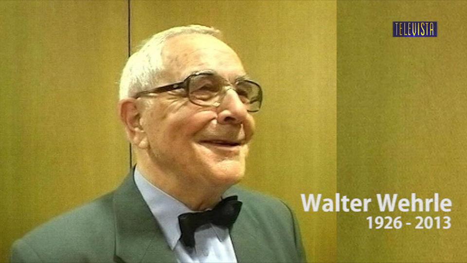 Vorschaubild für Nachruf auf Walter Wehrle von Dieter Stutz