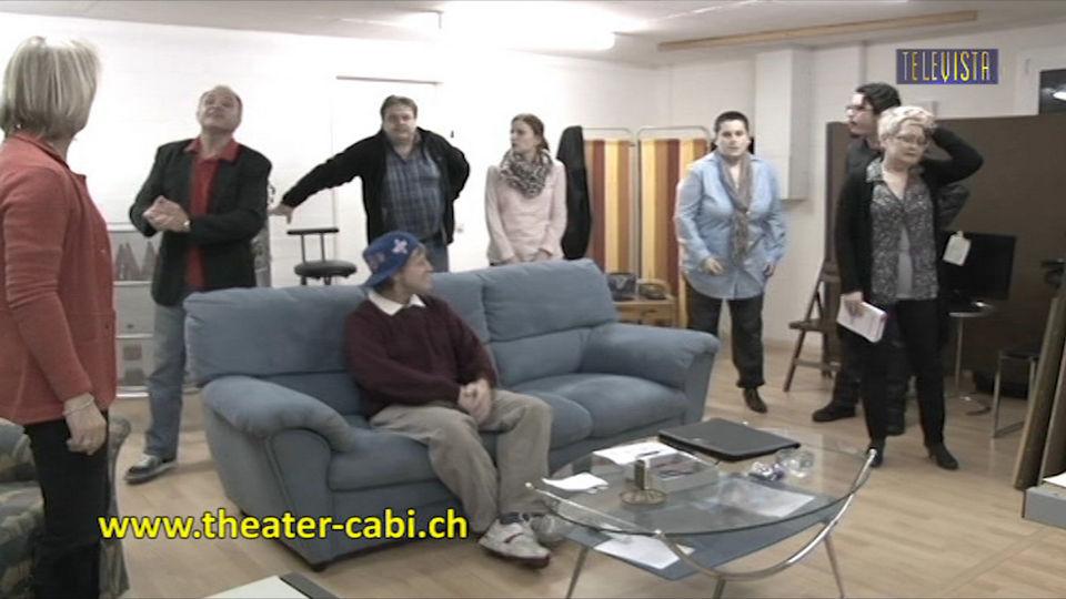 Vorschaubild für CABI Theater spielt in Wallisellen