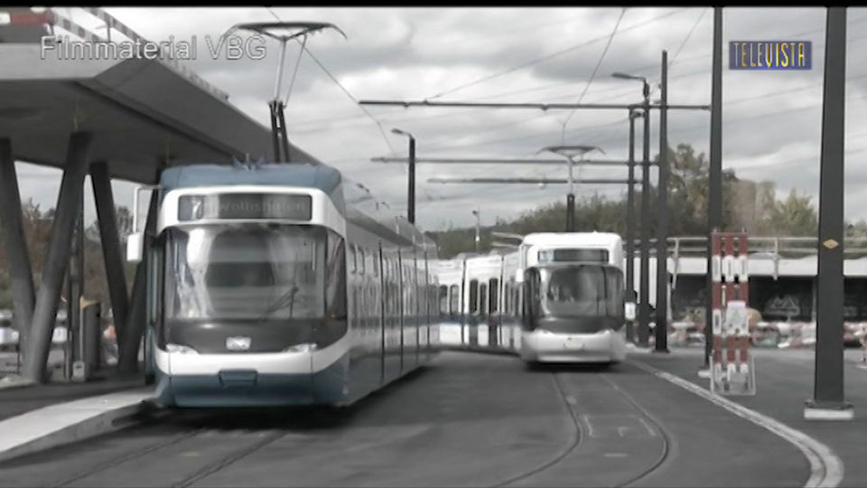 Vorschaubild für Televista Extra – Die Glattalbahn