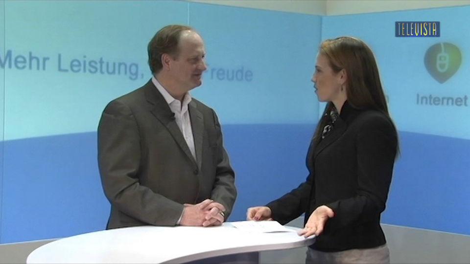 Vorschaubild für Interview with Eric Tveter Managing Director UPC Cablecom