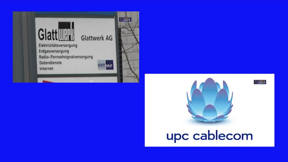 Vorschaubild für Wechsel vom Glattnet zu UPC Cablecom