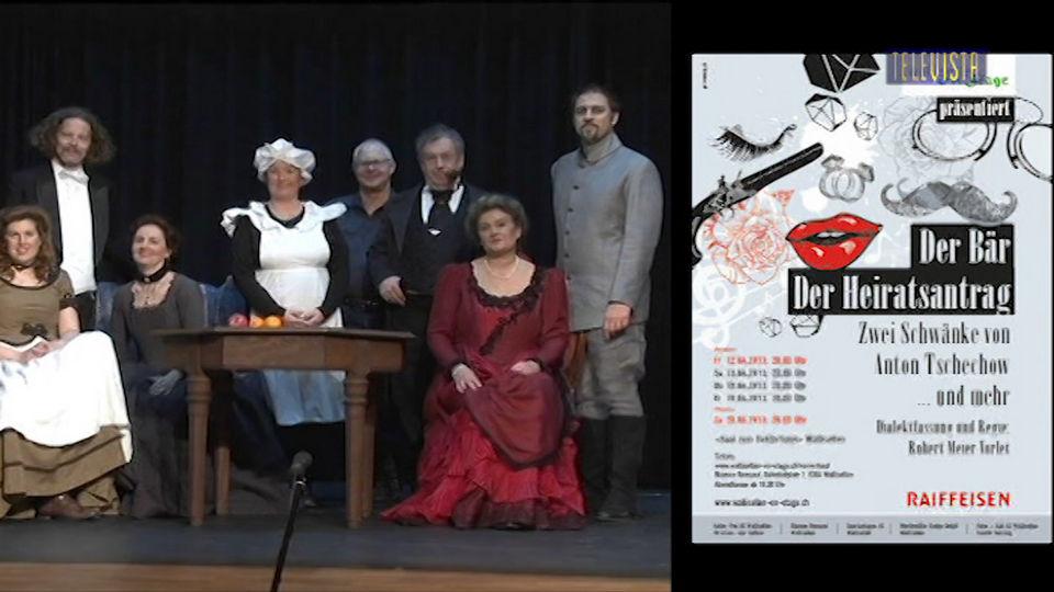 Vorschaubild für Wallisellen on Stage – Demnächst auf der Theaterbuehne
