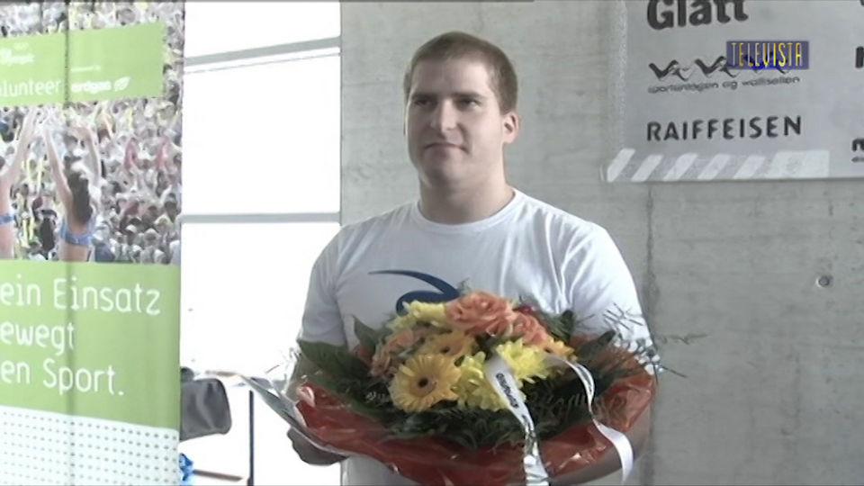 Vorschaubild für Triathlon – Best Walliseller Volunteer