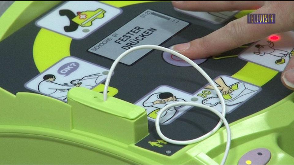 Vorschaubild für Wie funktioniert ein Defibrillator