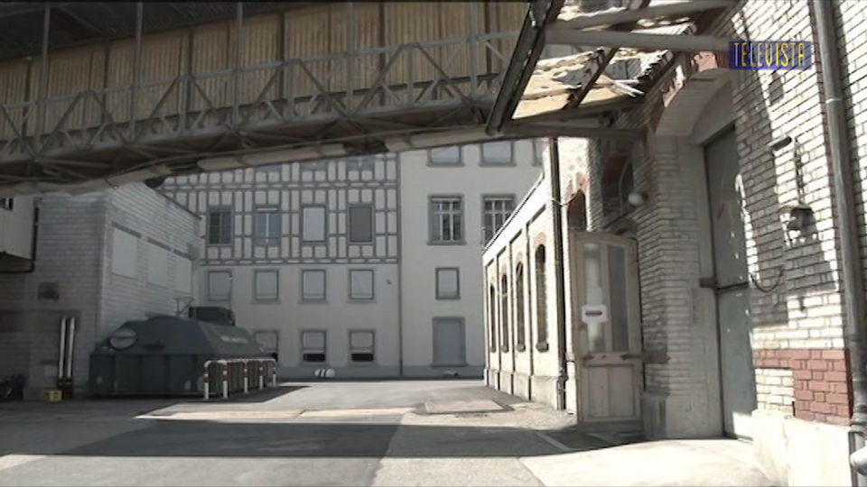 Vorschaubild für Der Kreis – Filmkulisse Zwicky Areal
