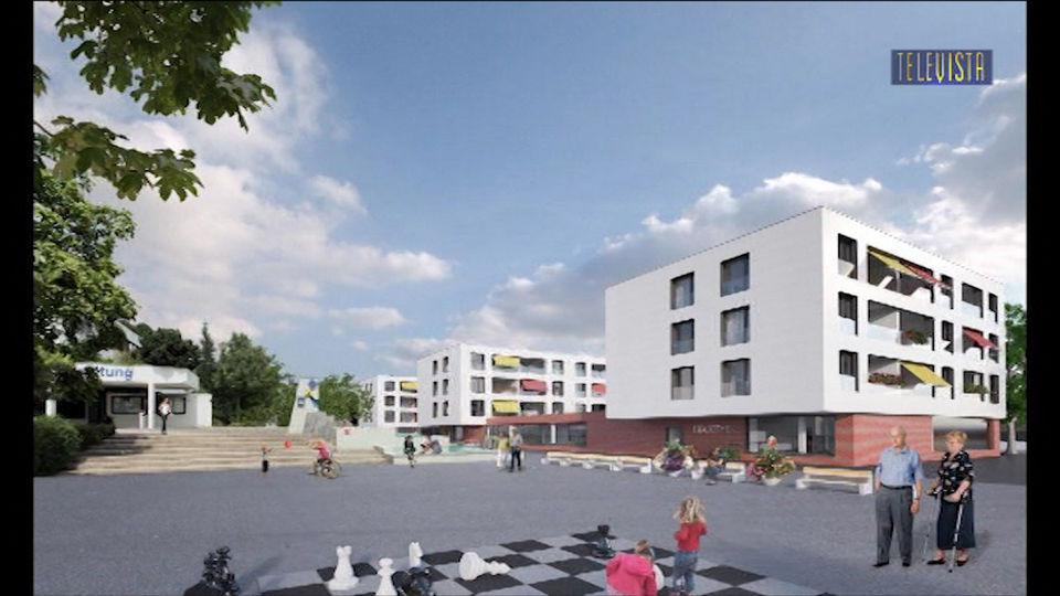 Vorschaubild für Abstimmung ueber die Alterswohnungen auf dem Gemeindeplatz
