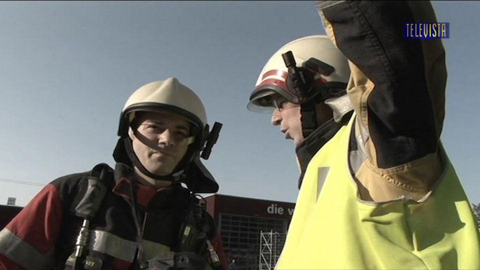 Vorschaubild für Hauptuebung der Feuerwehr