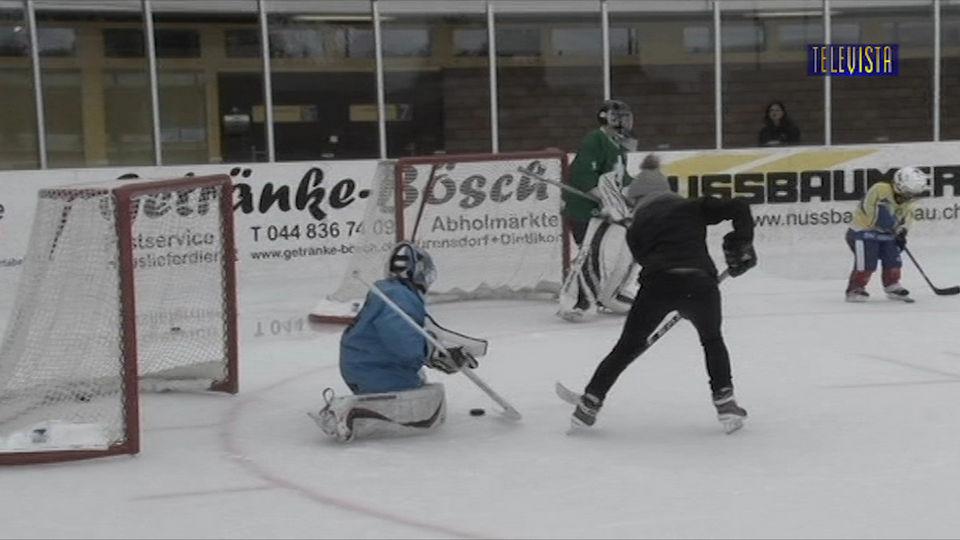 Vorschaubild für 2013 Swiss Ice Hockey Day
