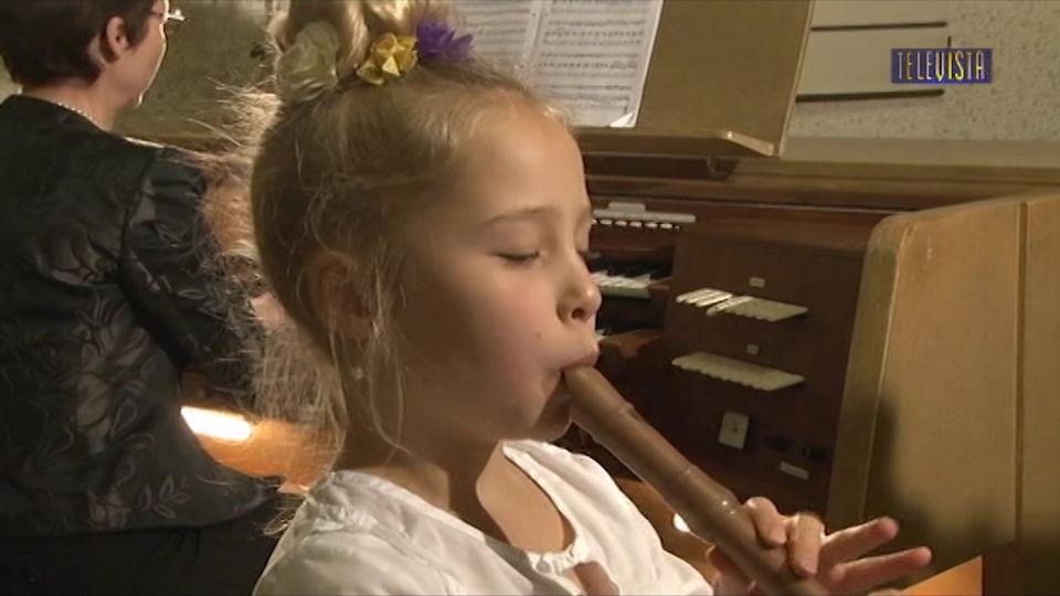Vorschaubild für Musikalischer Schlusspunkt mit Amelie Traber