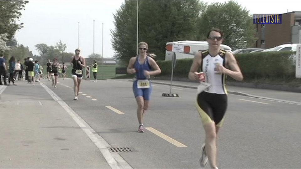 Vorschaubild für Walliseller Triathlon – Volkstriathlon