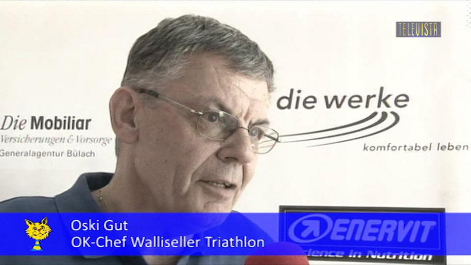 Vorschaubild für Walliseller Triathlon – Interview mit dem OK – Chef