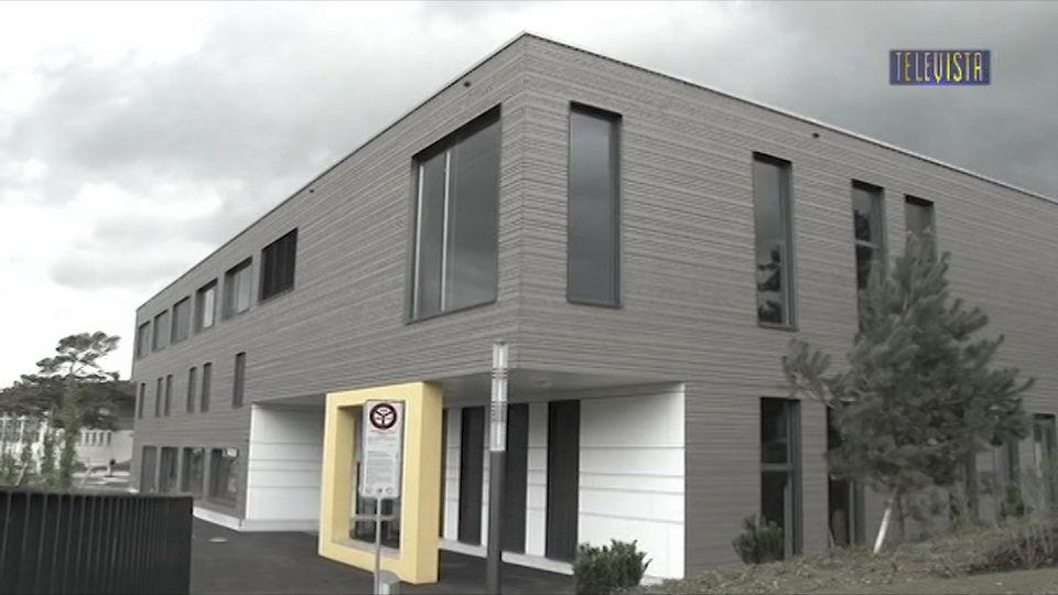 Vorschaubild für Einweihung Buerglischulhaus Teil 1 – Vorstellung der Gebäude