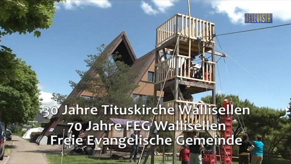 Vorschaubild für Jubiläumsfest Freie Evangelische Gemeinde