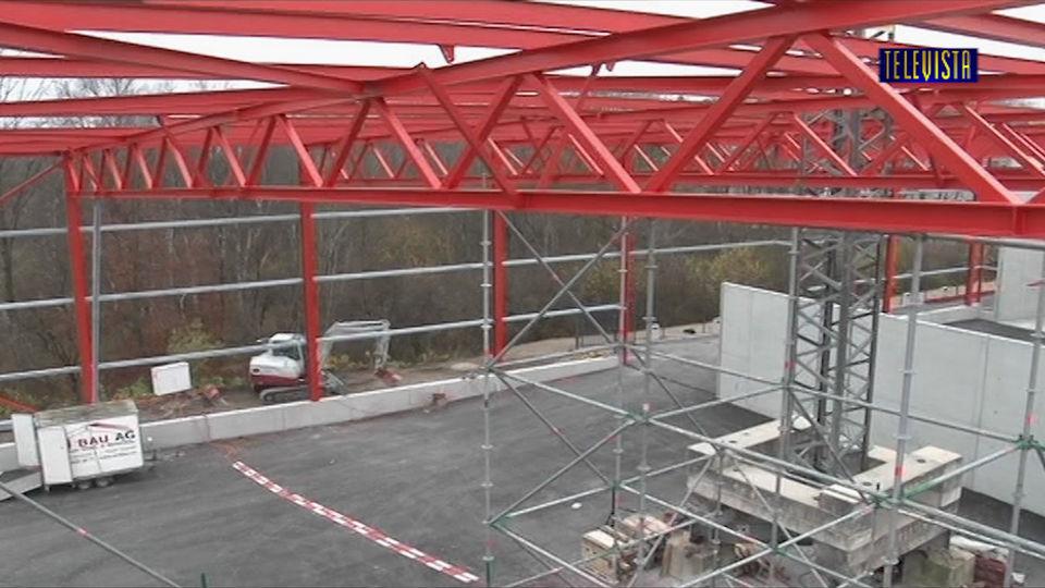 Vorschaubild für Baufortschritt K Müller AG