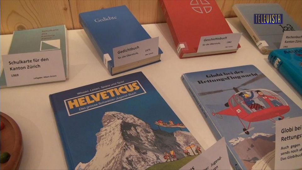 Vorschaubild für Vernissage Ortsmuseum – Kindheit in Wallisellen