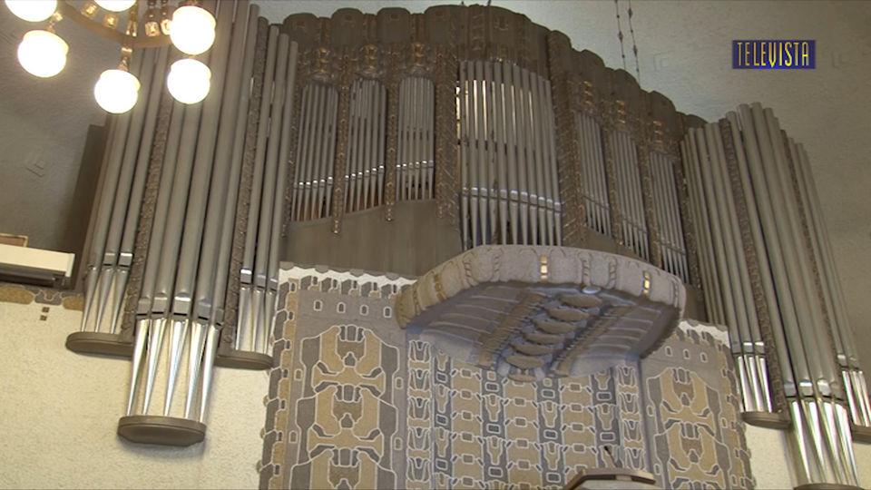 Vorschaubild für Orgelrevision Reformierte Kirche