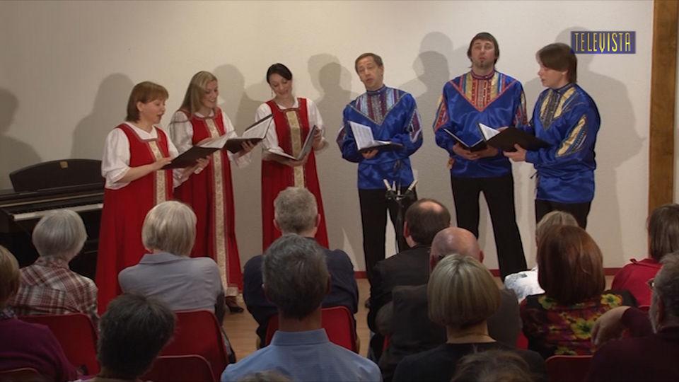 Vorschaubild für Televista Extra – Vocal Ensemble Lyra