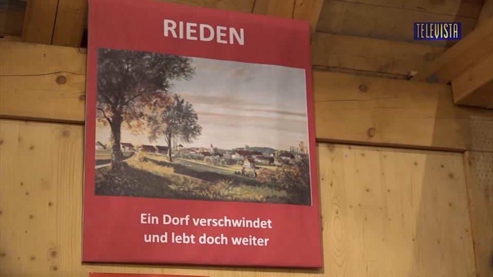 Vorschaubild für Vernissage Ortsmuseum – Rieden lebt
