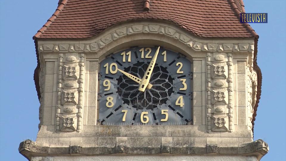 Vorschaubild für Televista Extra – Kirche Wallisellen typisch Jugendstil
