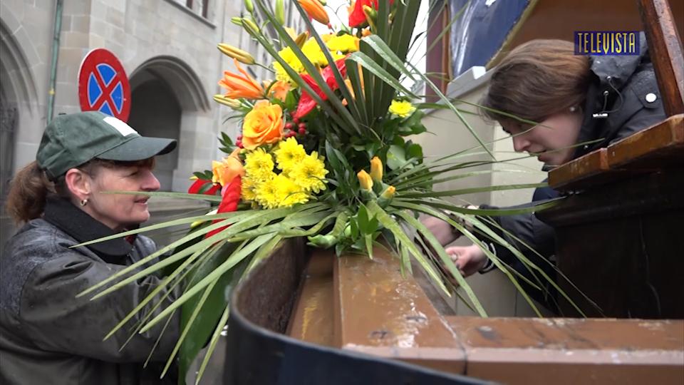 Vorschaubild für Blumen Remund am Sechseläuten