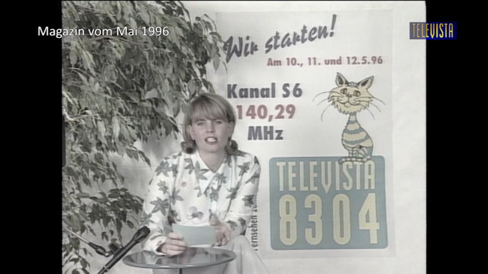 Vorschaubild für Rückblick – Erste Televista Sendung