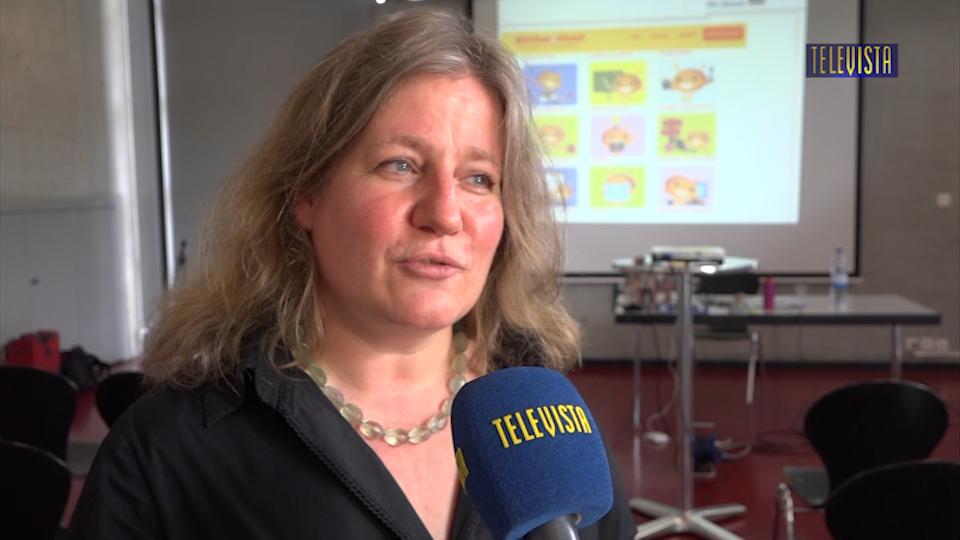 Vorschaubild für Interview mit Professorin Friederike Tilemann Medienpädagogin