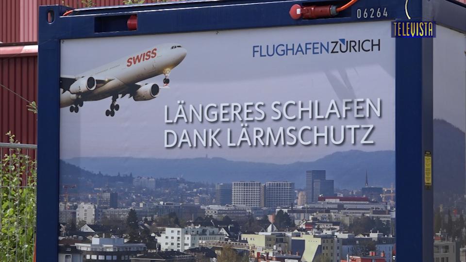 Vorschaubild für Fluglärm-Schutzmassnahmen in Wallisellen