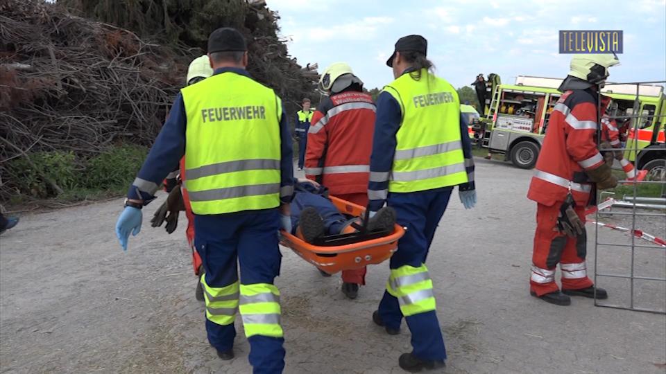 Vorschaubild für Hauptübung der Feuerwehr