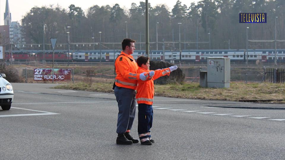 Vorschaubild für Verkehrskadetten – Neu in Wallisellen
