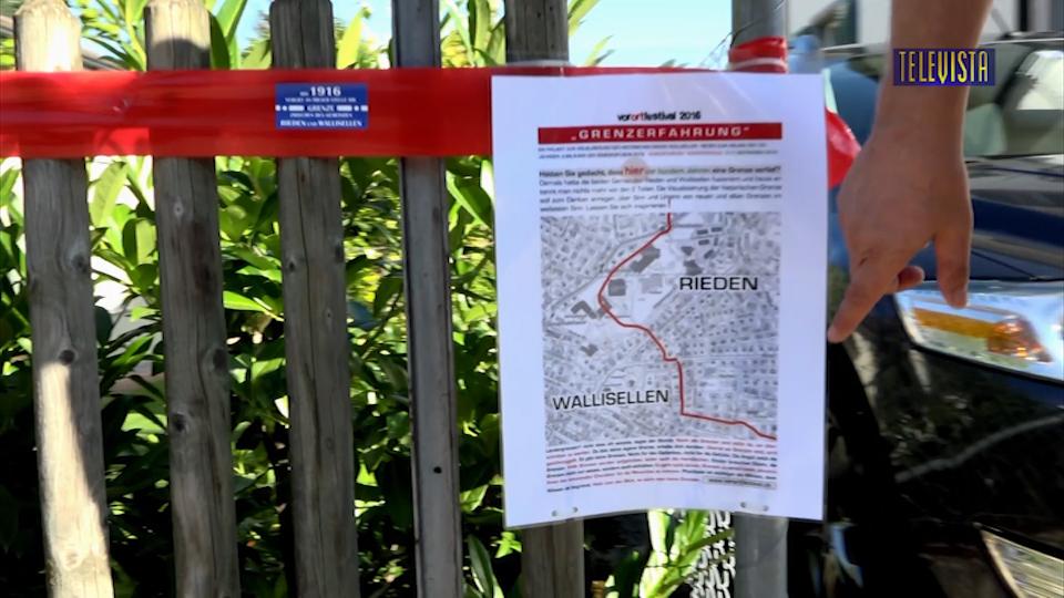 Vorschaubild für Grenzerfahrung Rieden Wallisellen