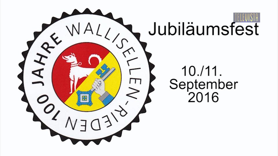 Vorschaubild für Televista Extra – 100 Jahre Wallisellen Rieden