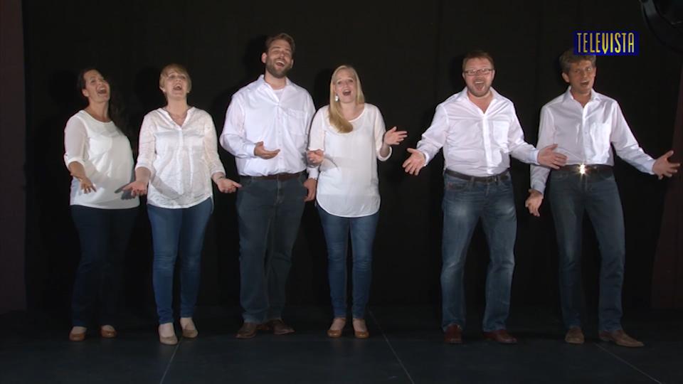 Vorschaubild für Acapella Gruppe Moving Tunes