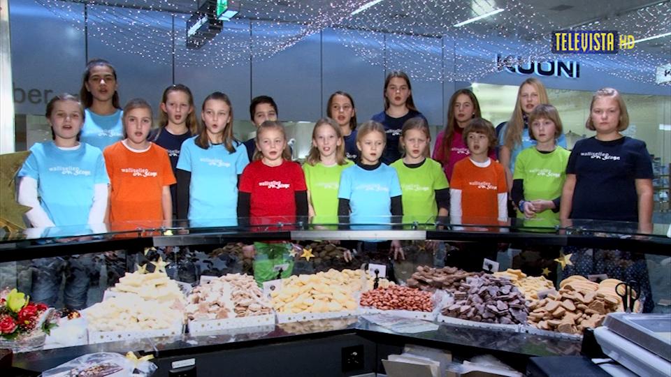 Vorschaubild für WOS – Kinder und Jugendchor – Weihnachtslied