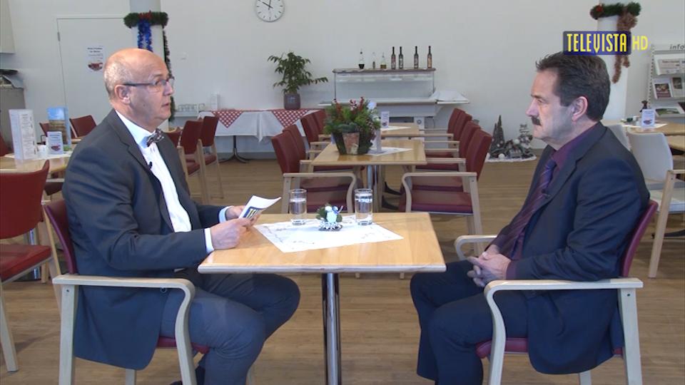 Vorschaubild für Jahresgespräch mit Bernhard Krissmer – Gemeindepräsident