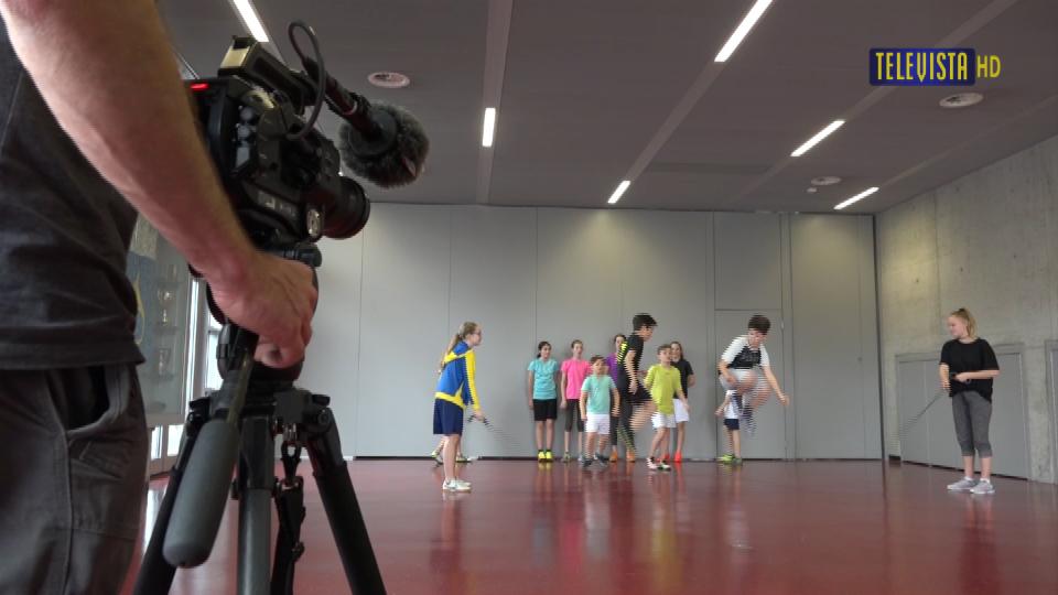Vorschaubild für Videodreh für ZKS – Jubiläum