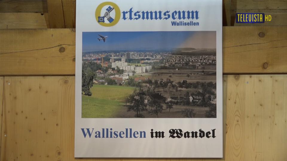 Vorschaubild für Ortsmuseum – Vernissage – Wandel in Wallisellen