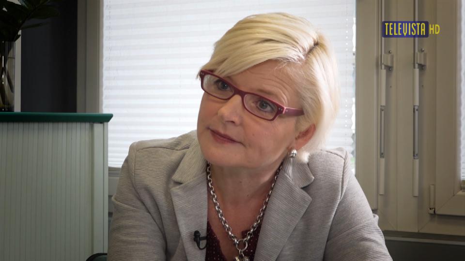 Vorschaubild für Gemeindepräsidiumskandidatin Esther Müller