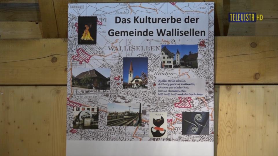 Vorschaubild für Kulturerbe – Vernissage im Ortsmuseum