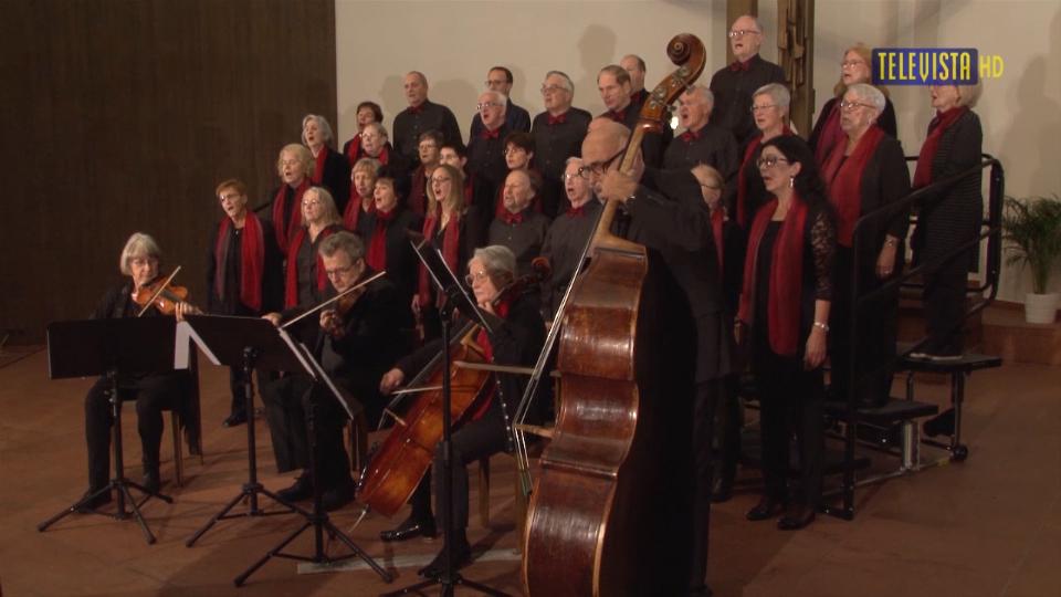Vorschaubild für Weihnachtsklänge mit dem Cäcilienchor