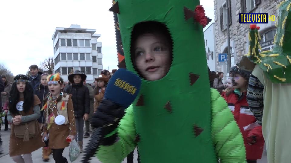 Vorschaubild für Kinderfasnacht Wallisellen