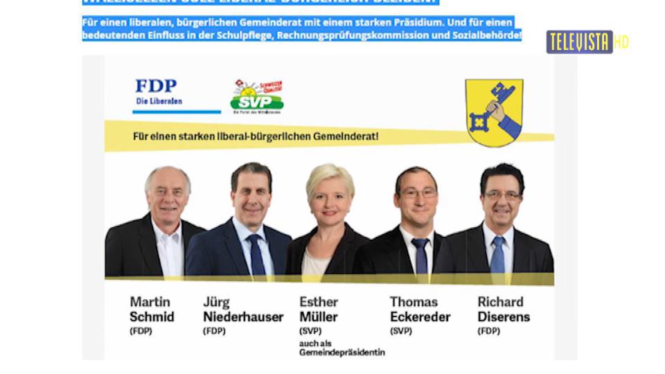 Vorschaubild für Gemeindewahlen – Verliererin FDP