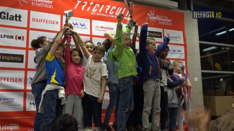 Vorschaubild für Walliseller Triathlon – Schüler