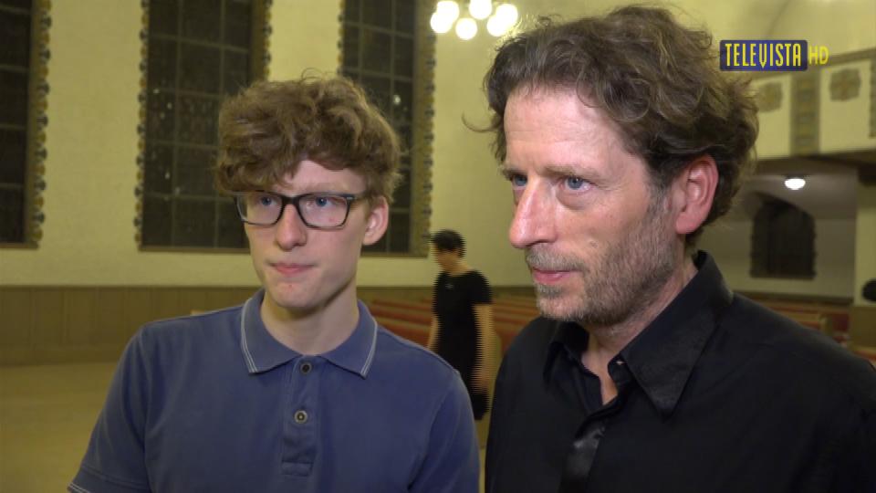 Vorschaubild für Orchester Wallisellen – Vater und Sohn