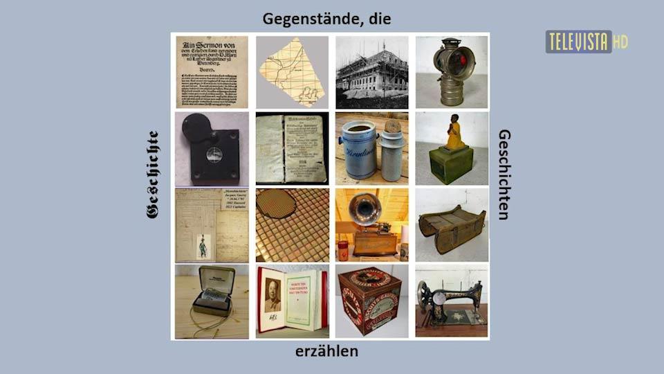 Vorschaubild für OMW – Gegenstände die Geschichten erzählen