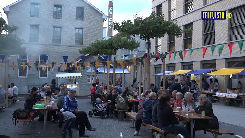 Vorschaubild für Zwicky Sommerfest